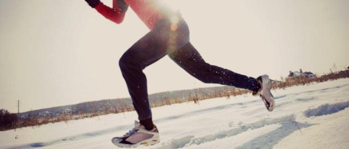 white runner