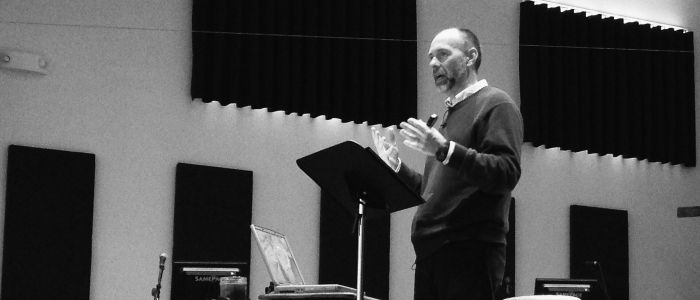 Joel Everhart - Preacher